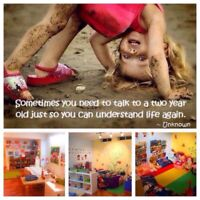 QUALITY HOME CHILDCARE BY ECE in Brampton