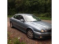'JAGUAR X,/TYPE, 2.0 AUTOMATIC YEAR MOT, NO ADVISORY, DRIVES SUPERB , £799