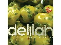 Delilah Fine Foods Leicester - Full time front of house positions available