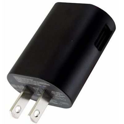 BlackBerry Original Wall Travel Fast Charger Adapter 1300mA ASY-58929-001(Black)