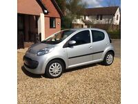 Citroen C1 1.0 5 door rhythm