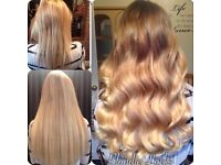 SUMMER OFFERS! Hair extensions from £99! Superwefts, pre-bonded, copper tubes, micro bead, wefts