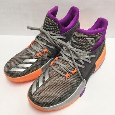 697993cbe01b Rare Adidas D Lillard 3 ASG All Star Game Basketball Shoes(BB8270)SZ US MENS  7.5