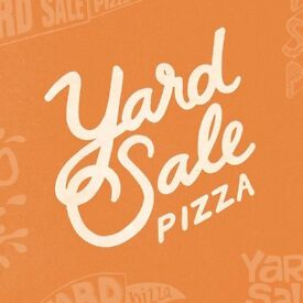 Front of house Superisor for Yard Sale Pizza, Clapton. Starting on £8ph!