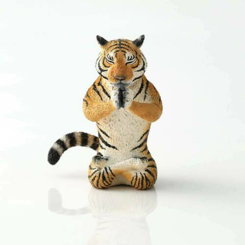 Animal Life Asakuma Toshio Tiger Wish PVC figurine figure model