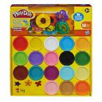 *Play-doh Super Color Kit