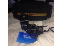 35mm Film Camera and extras
