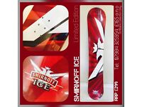 Snowboard Smirnoff ICE Limited Edition * Brand New * Winter Sports