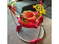 Fisher Price - Pink Petals - Jumperoo