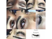 eyelashes extensions eyelash volume individuals classic