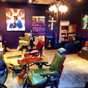 Barber shop., Lennox Head. The Pirate & the Gypsy Lennox Head Ballina Area Preview