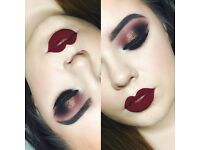 Professional Make up Artist (fully qualified), Glasgow.
