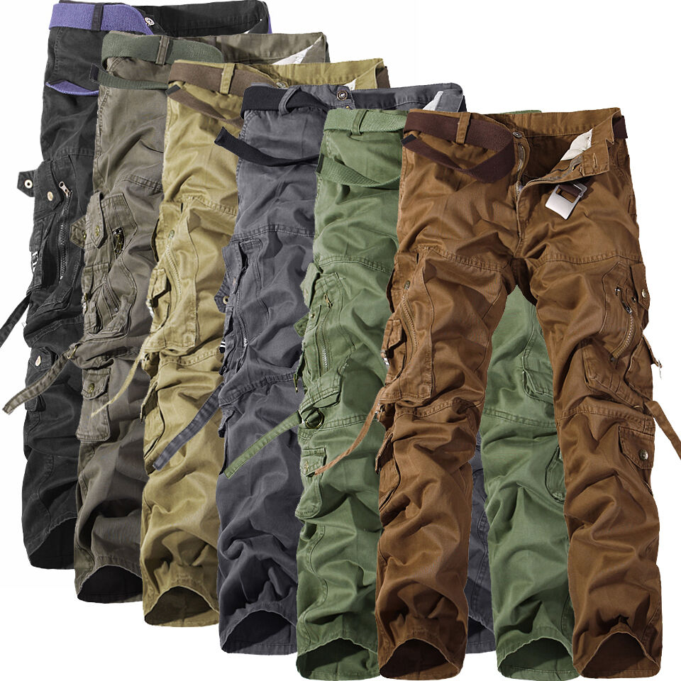 Camouflage Pants for men - army fashion. If you are looking for a pair of camouflage pants, you have come to the right place! We offer camouflage pants - a great way to make sure you have a different and cool look when out in the streets.