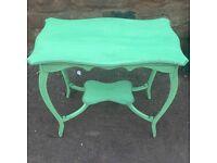 Elegant small table