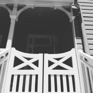 Garden and Entrance Gates and custom made Barn Doors