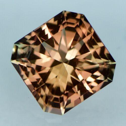 2.53ct Natural Oregon Sunstone, Custom Cut, 8.47 MM , Video Link In Description