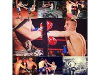 K-1 Kickboxing/Muay Thai & boxing training