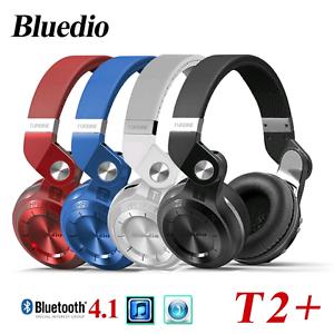 Bluedio T2S(Shooting Brake) Bluetooth Headphone BT version 4.1 bu Spotswood Hobsons Bay Area Preview