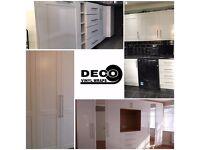 Deco Vinyl Wraps, Revamp kitchens, bedrooms, windows and more