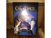 Cats & Dogs DVD (2001), Like new
