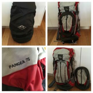 Pangea 75 litre travel back pack East Geelong Geelong City Preview