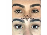 Lash volume lifting lvl treatment