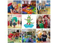 Toddler Sense Crawley - Award Winning Developmet Classes