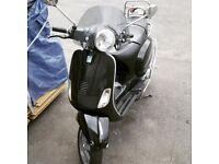 VESPA LX 125CC NEW MOT