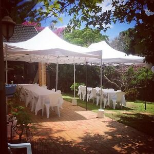 From $50 DIY hire party marquees, chairs $1, tables $10, Guildford Parramatta Area Preview