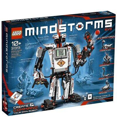 LEGO Mindstorms EV3 complete set with bonus EXTRA MOTOR