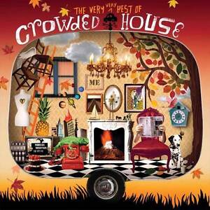 Crowded house Saturday 26th November Brisbane City Brisbane North West Preview