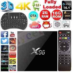 Android 6.0 smart tv box (Kodi Tv) Cranbourne Casey Area Preview