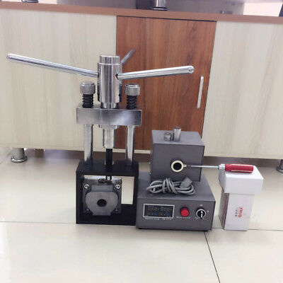 Dental Flexible Denture Injection System Machine Lab Equipment Heater Free Gift