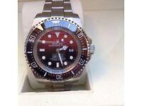 Stunning Rolex deep sea james Cameron edition