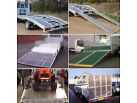 Recovery beavertail plant transport body builders aluminium alloy steel ramps dropside truck