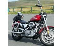 Harley Davison Sportster