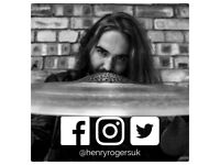 Award winning session drummer offering tuition