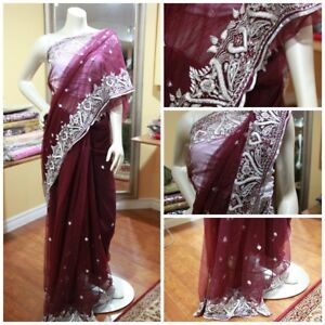Beautiful  saree on sale  also mannequin for sale just 30 $