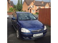 Vauxhall Corsa SXI+ 1.2 Petrol 2006 - TO BE SOLD TODAY