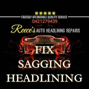 Reece's Auto Headlining Repairs West Lakes Shore Charles Sturt Area Preview