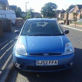 Ford Fiesta Ghia 1.4L 2002 [ QUICK SALE ] £400 [ 99,000 MILES ]