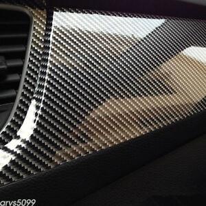 Car Stickers Carbon Fiber Vinyl 12
