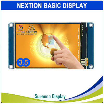 "eBay - Nextion 3.5"" HMI LCD Touch Display"