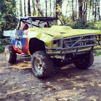 Chevy body Race truck trade for golf cart
