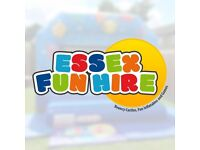 Bouncy Castle Inflatable Hire - Essex Fun Hire