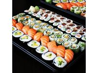 Sushi chef, hot food chef required