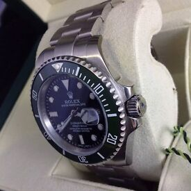 Used Mens Automatic Sub Watch