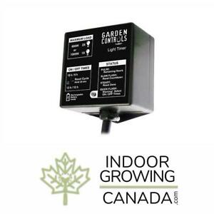 Garden Controls Controllers  - Indoor Hydroponic and Soil Growing | IndoorGrowingCanada.com