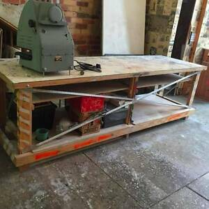 FREE WORKBENCH Richmond Yarra Area Preview