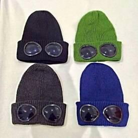 CP COMPANY Goggle Beenie Hat